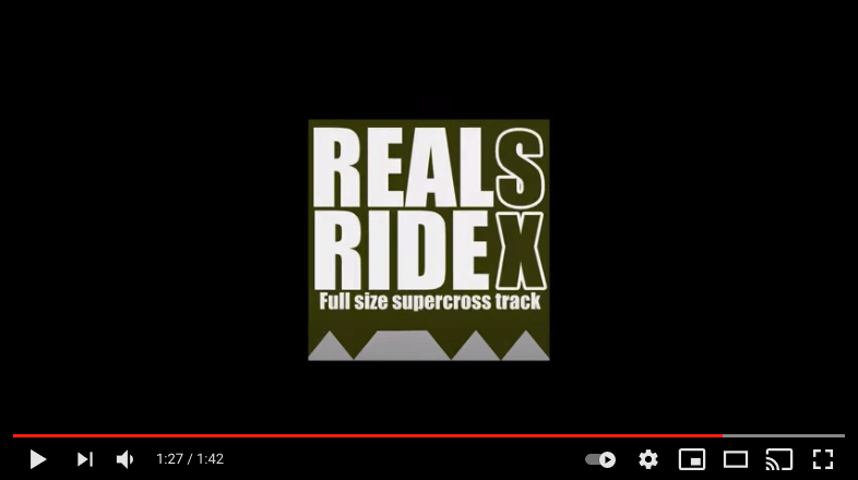 REAL RIDE SX PARK